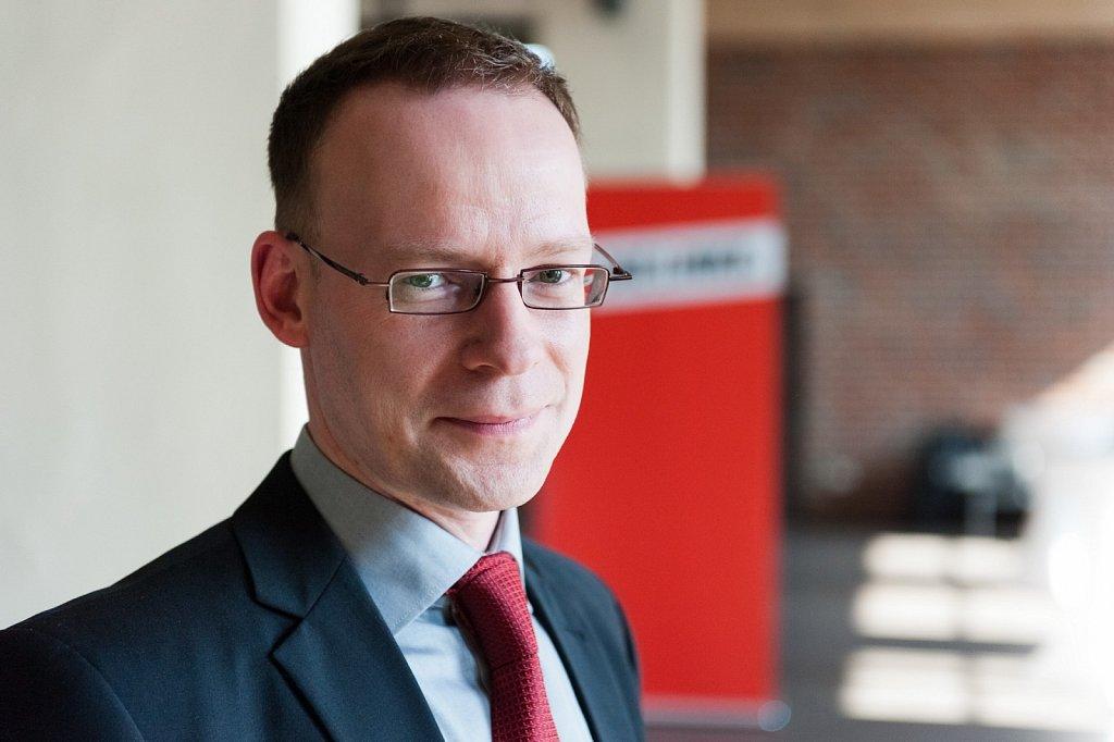 Matthias Höhn - Bundesgeschäftsführer der Partei DIE LINKE