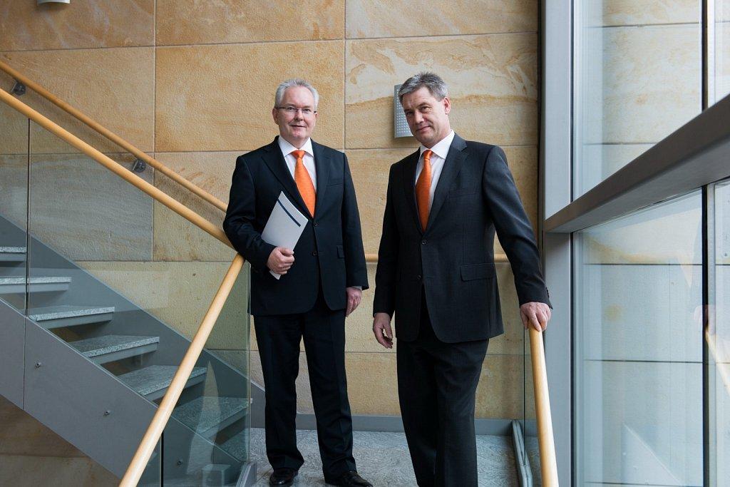 Vorstand der Volksbank Nordharz eG