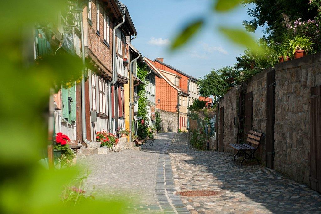 Ferienhaus »Schlossgarten« in Quedlinburg