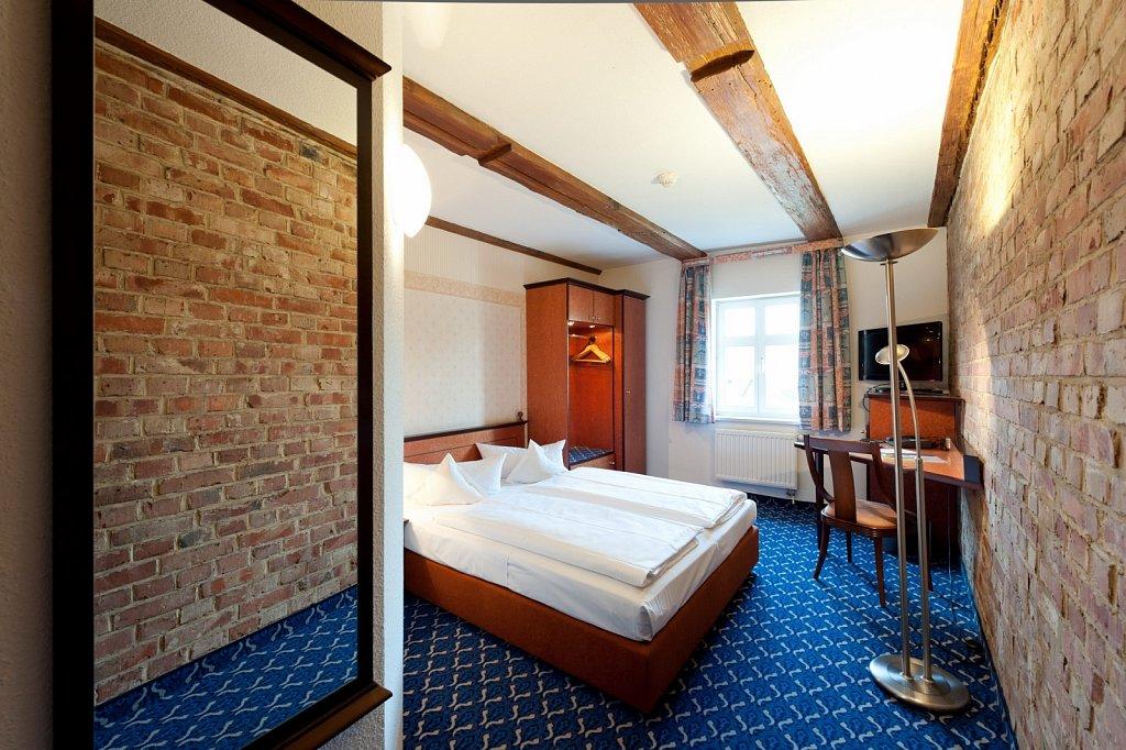 Hotelzimmer im Hotel Schlossmühle Quedlinburg