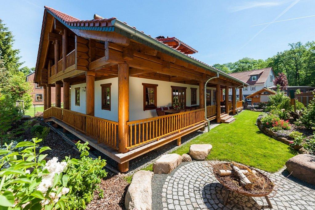 Ferienhaus »Haus zum Ilsetal« in Ilsenburg