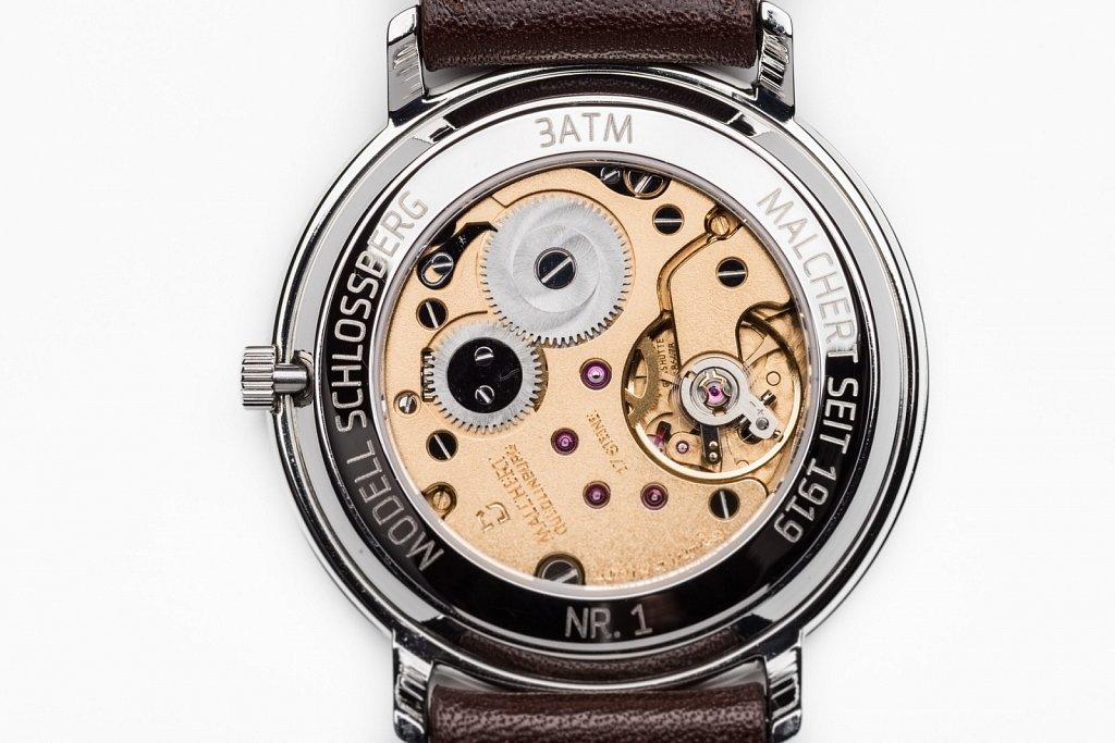 »D. Malchert« Uhren aus Quedlinburg