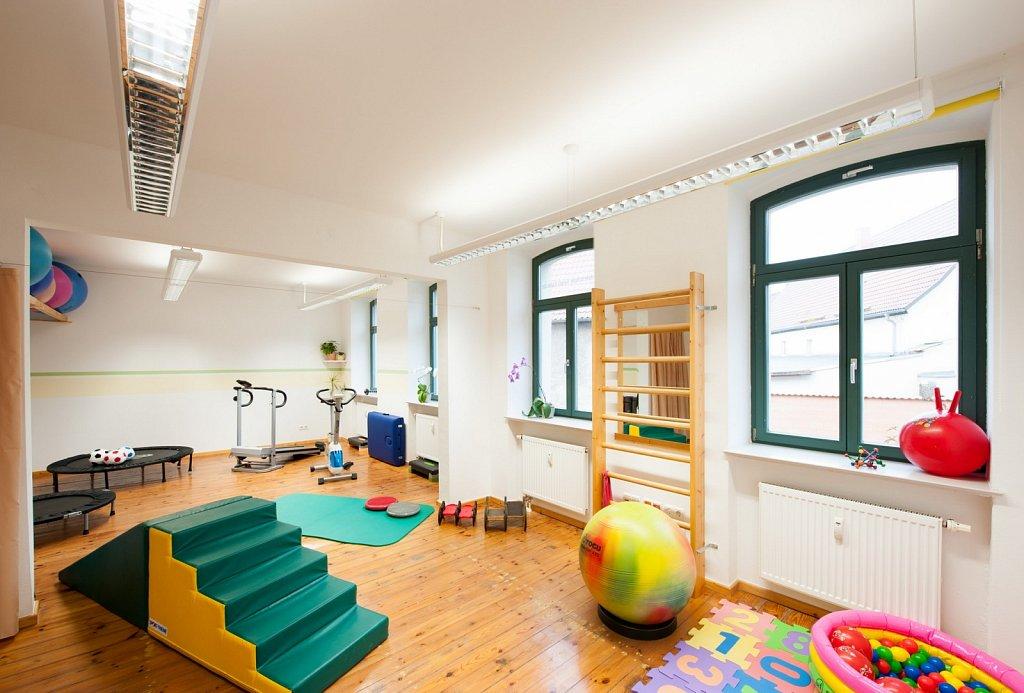 Praxis für Physiotherapie Annette Bartz in Teicha bei Halle/Saale