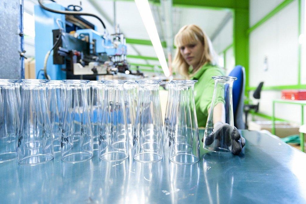 Imagefotos für die »Siebdruck Gernrode GmbH«