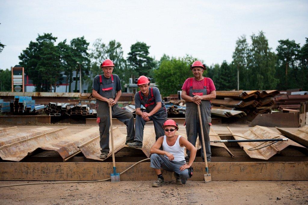 Imagefotos für die »STABAU GmbH & Co.KG«