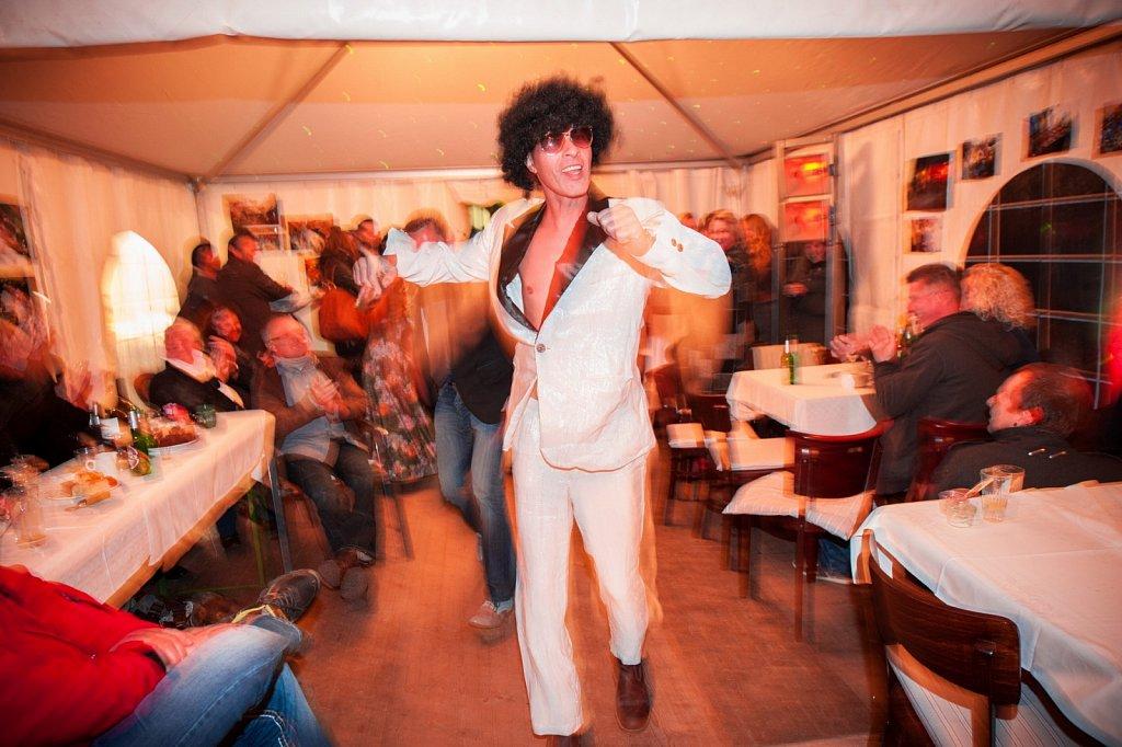 Feier im »Pension & Steakhaus St. Nikolai« in Quedlinburg