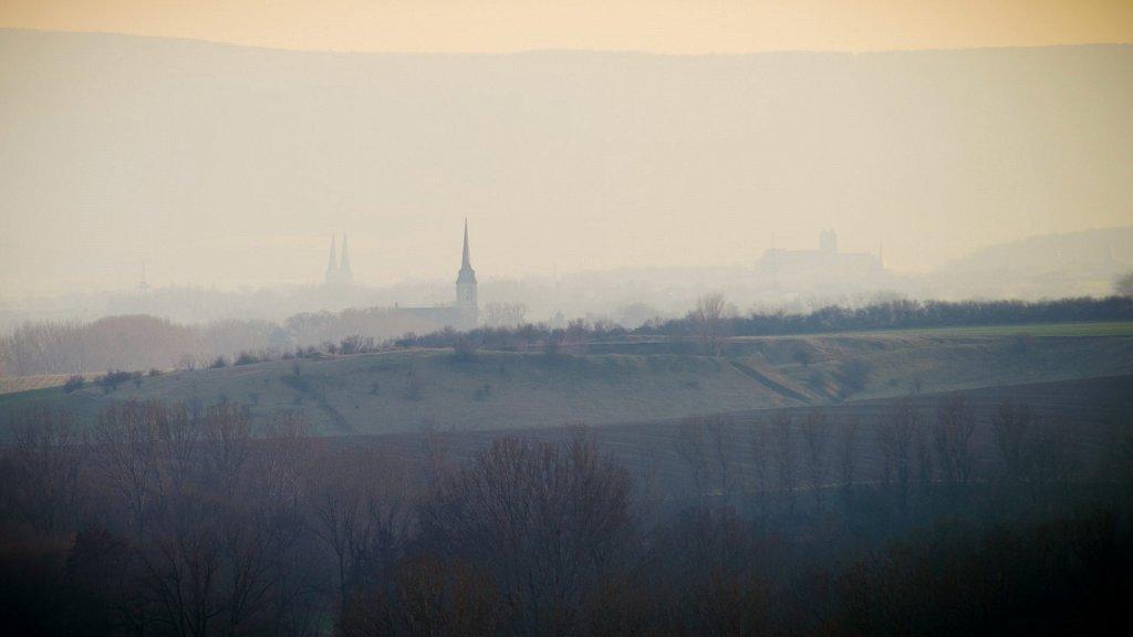 Verlorene Türme Quedlinburgs