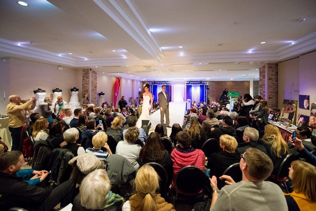 Hochzeitsmesse 2015 in Quedlinburg im Veranstaltungshof Schlossmühle
