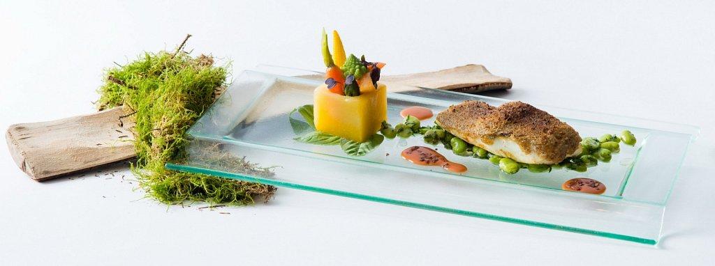 Food-Fotos für das Kochbuch »Genuss, Region & Leidenschaft« der Privathotels Dr. Lohbeck